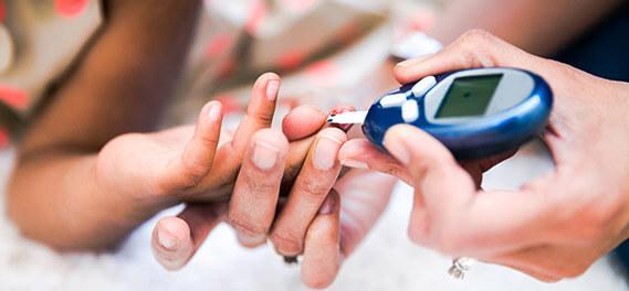 Rats Apotheke im Heder Center | Diabetes